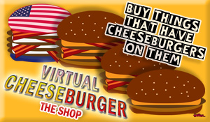 Virtual Cheeseburger Shop